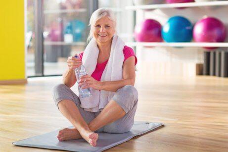 Hábitos para apoiar o tratamento da osteoartrite