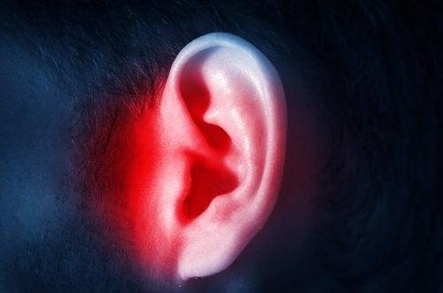 Recomendações para tratar uma infecção de ouvido