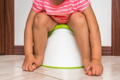 Infecções urinárias em crianças