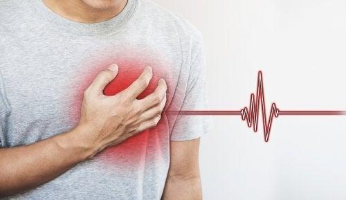 Cálculo da frequência cardíaca do paciente no eletrocardiograma