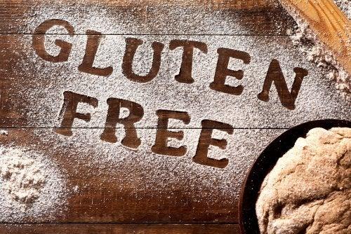Barras de grãos e sementes livres de glúten