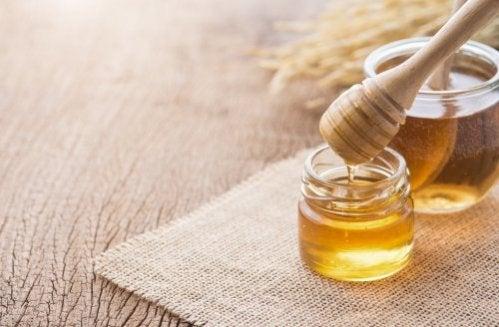 Remédios com mel para a saúde respiratória