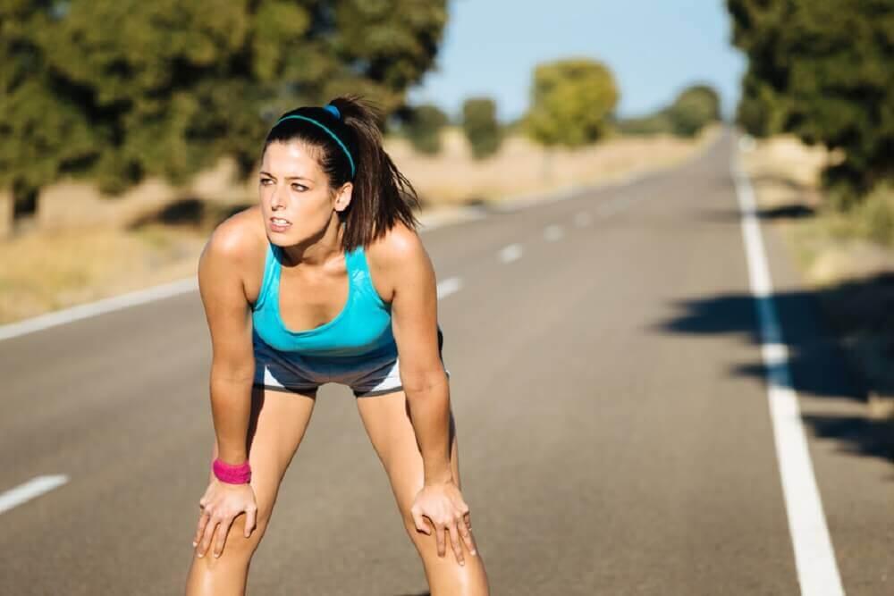 O ácido lático durante a prática de exercícios físicos