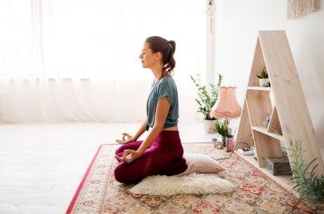 Para lidar com o estresse, medite