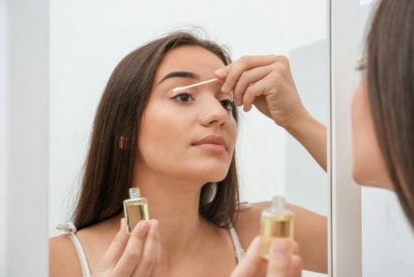 Utilize produtos de limpeza à base de óleo