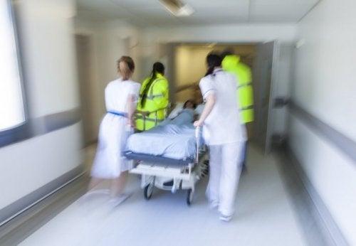 Paciente em situação de urgência