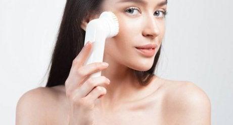 Soluções para desobstruir os poros