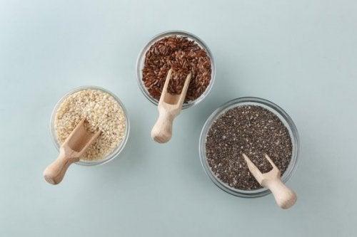 As sementes de gergelim e seu valor nutricional