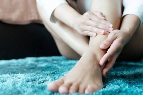 Doença de Willis-Ekbom ou síndrome das pernas inquietas