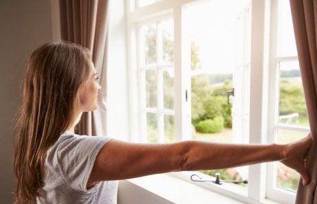 Previna a umidade da casa ventilando os ambientes