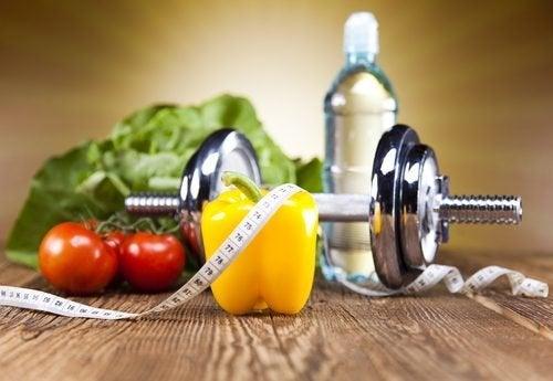 Alimentos e exercícios para diabéticos