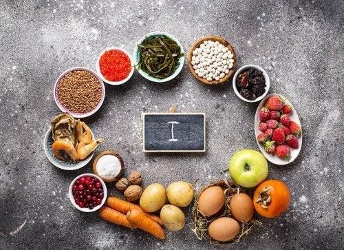 Alimentos enriquecios com iodo que você deve adicionar à sua dieta