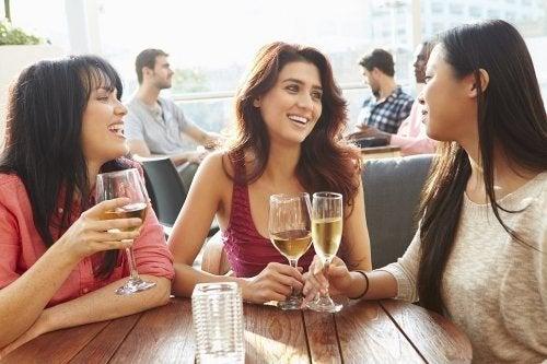 Compartilhe tempo com suas amizades