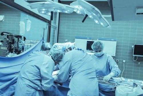 Cirurgia de amputação