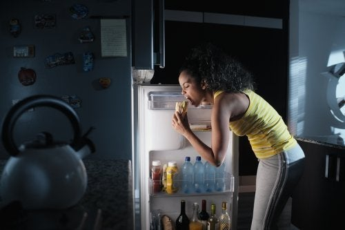 O que é a síndrome do comer noturno?