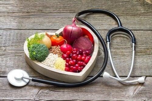 O que comer depois de um ataque cardíaco para que não se repita
