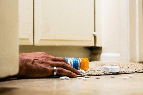 Cuidado com a adição aos medicamentos
