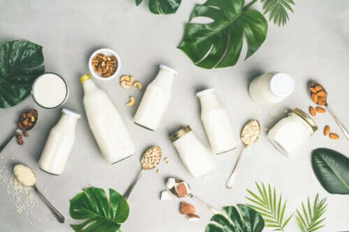 Leite desnatado versus leite integral