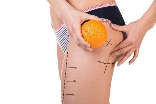 Alimentação contra a pele casca de laranja: 3 cardápios