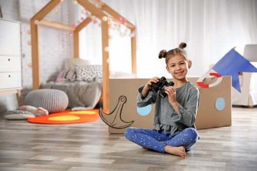 Como mobiliar um quarto infantil