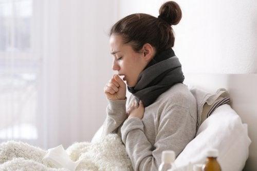 O repouso é necessário quando estamos resfriados