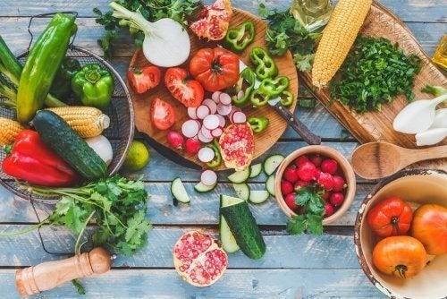 Verduras são fontes de carboidratos que não engordam