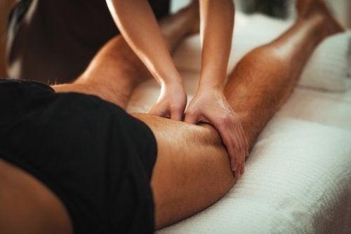 5 hábitos para se recuperar de uma lesão muscular