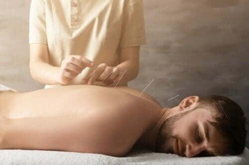 Acupuntura para tratar a dor nas articulações