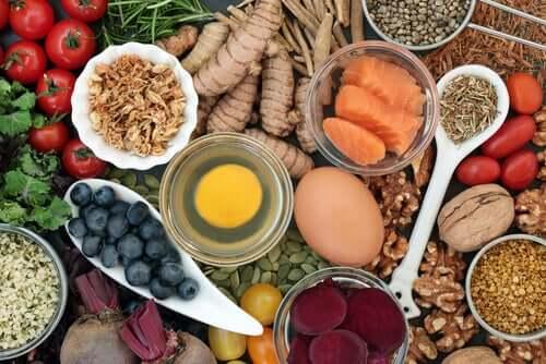 Alimentação para controlar o colesterol alto
