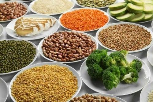 O ferro na dieta vegetariana