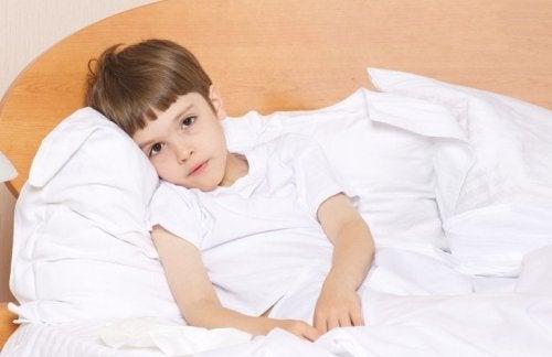 A anemia em crianças provoca cansaço