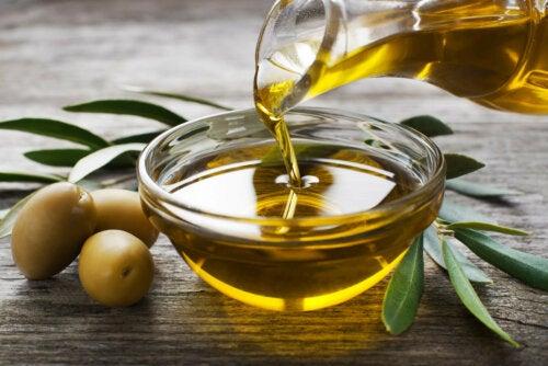 O óleo mais recomendado na dieta