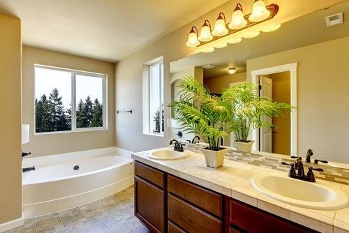 Organizar e mudar o visual do banheiro