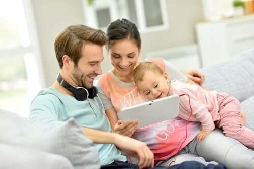 Benefícios da música no desenvolvimento de bebês