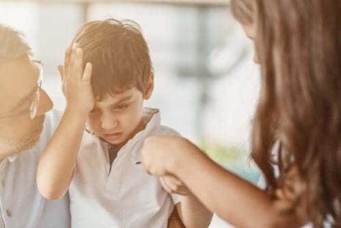 O que fazer quando meu filho bate a cabeça?