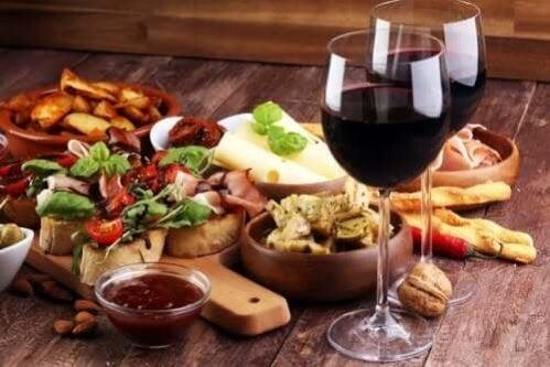 Como preparar uma dieta mediterrânea