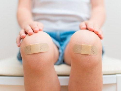 Como cuidar das feridas