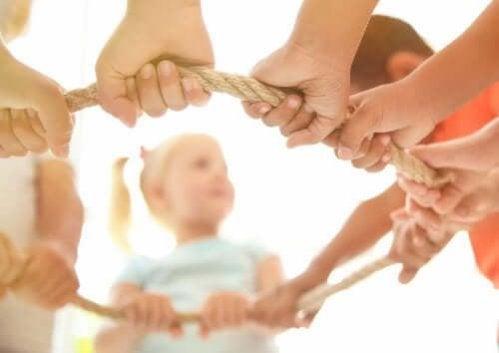 Benefícios das brincadeiras colaborativas