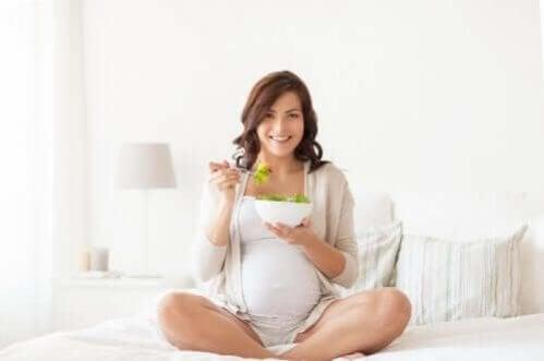 8 hábitos para ter uma gravidez saudável