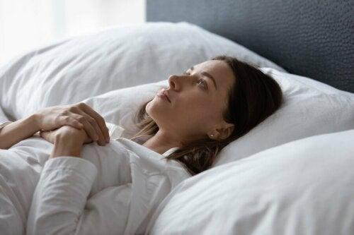 Distúrbios do sono de acordo com a duração