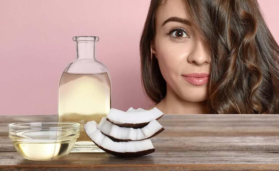 preparar o óleo de coco em casa