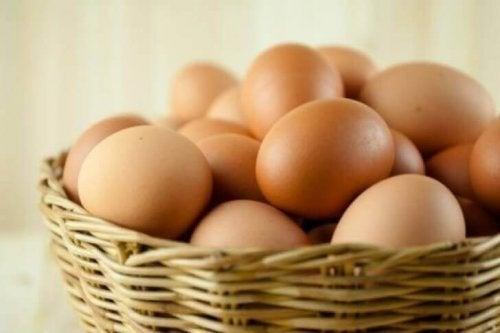 Os melhores alimentos pós-treino: ovos
