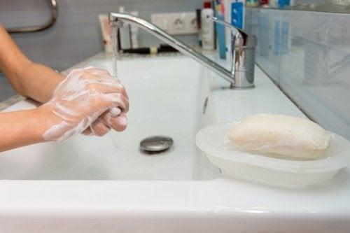 Como aproveitar os restos de sabonete
