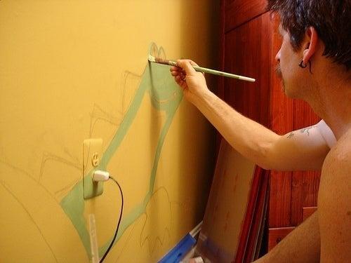 Use pintura ecológica
