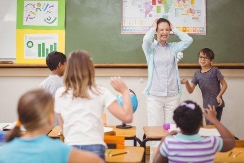 Síndrome do professor queimado, o que é e como evitá-la