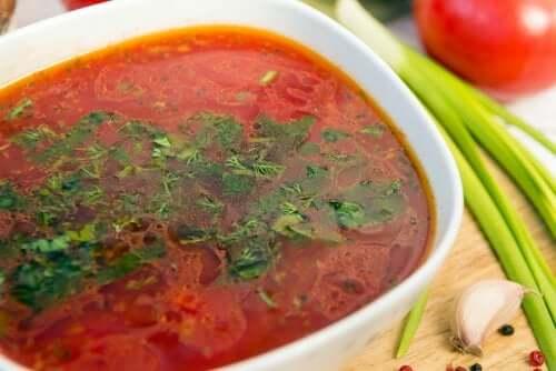 3 receitas fáceis de sopa de alho