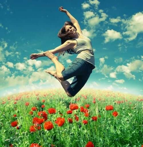 Siga com o que te faz feliz e mude o que não faz