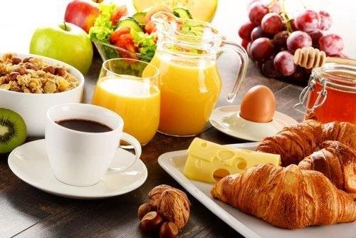 11 alimentos ideais durante a amamentação