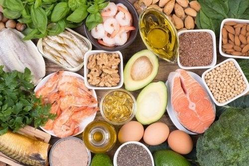 Alimentos para combater varizes