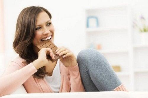 Conheça os efeitos positivos de consumir chocolate
